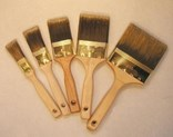 Warnish brush Orell luxury